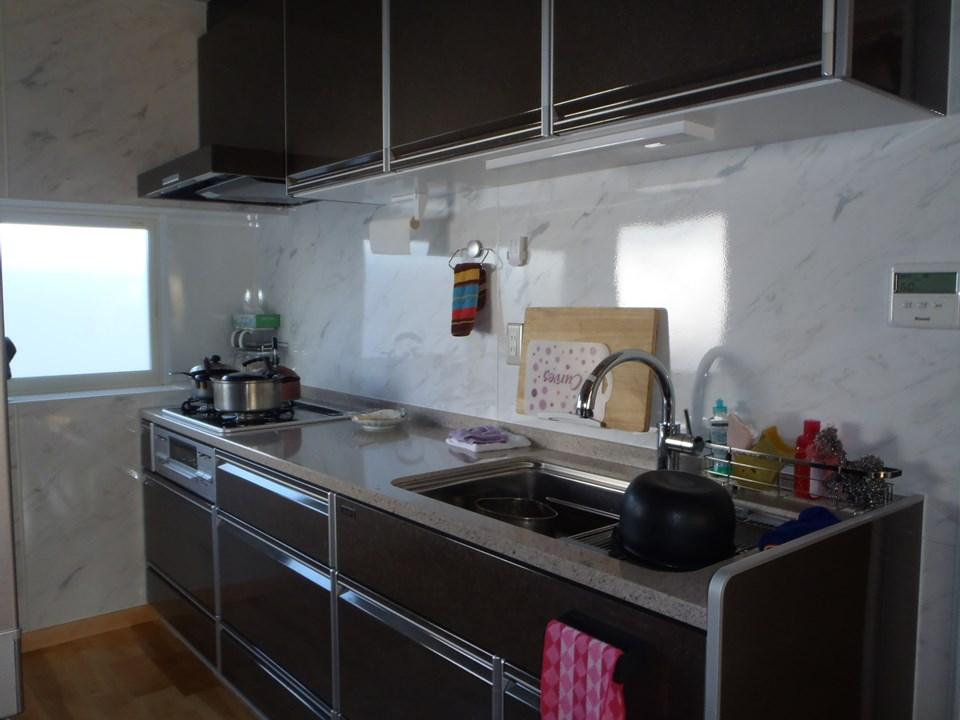 S様邸キッチン改修工事施工後