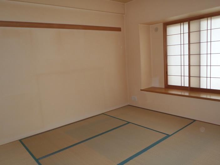 U様邸リビング・内装改修工事施工前