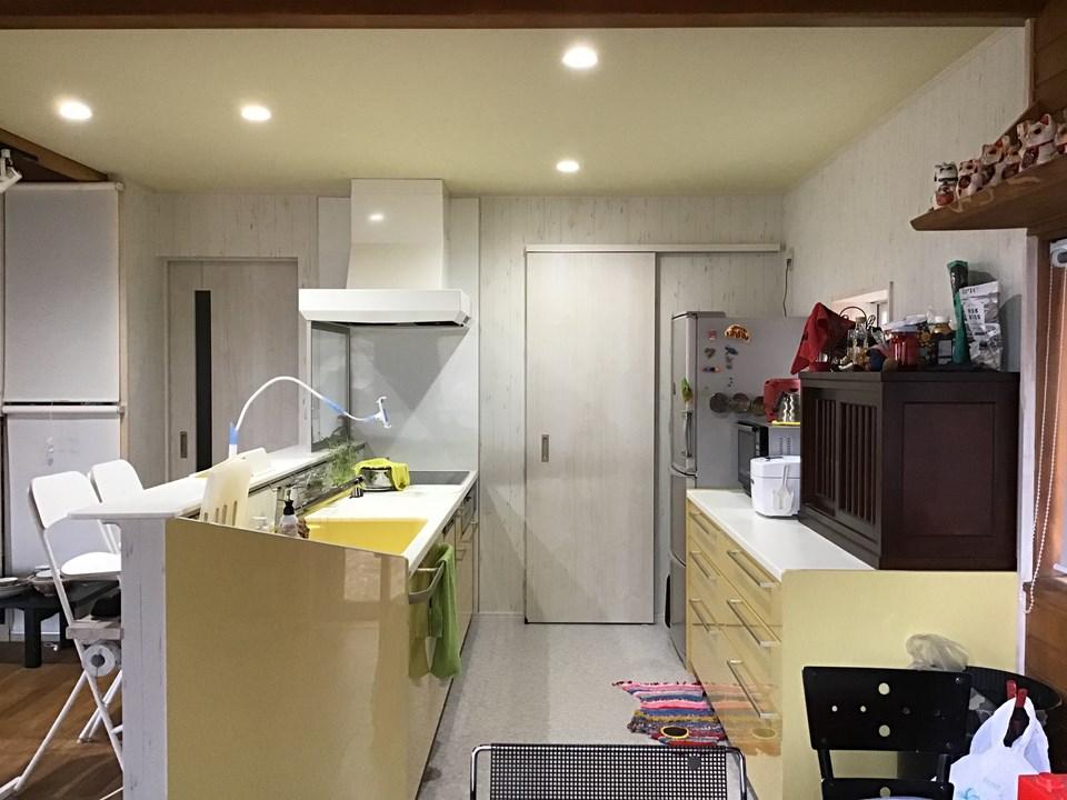 A様邸 キッチン改修工事