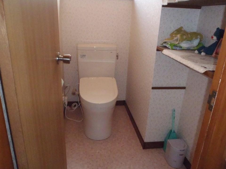Y様邸 トイレ改修工事