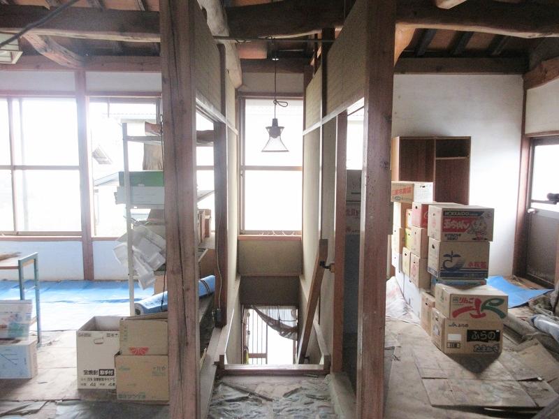 土蔵造りのお宅、改修工事 その②🛠