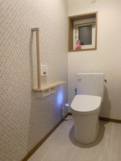 使用して20年、心機一転トイレ取替工事 🚽🛠