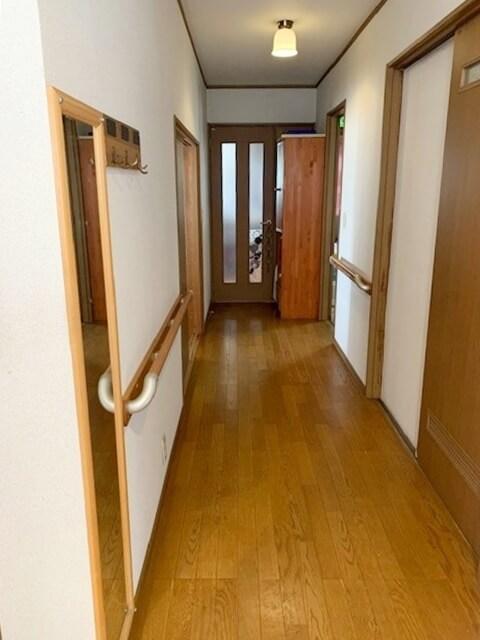 安心して歩ける廊下へ🚶✨手すり取付工事🛠